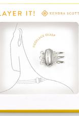 KENDRA SCOTT Layer It! Metal Necklace Clasp