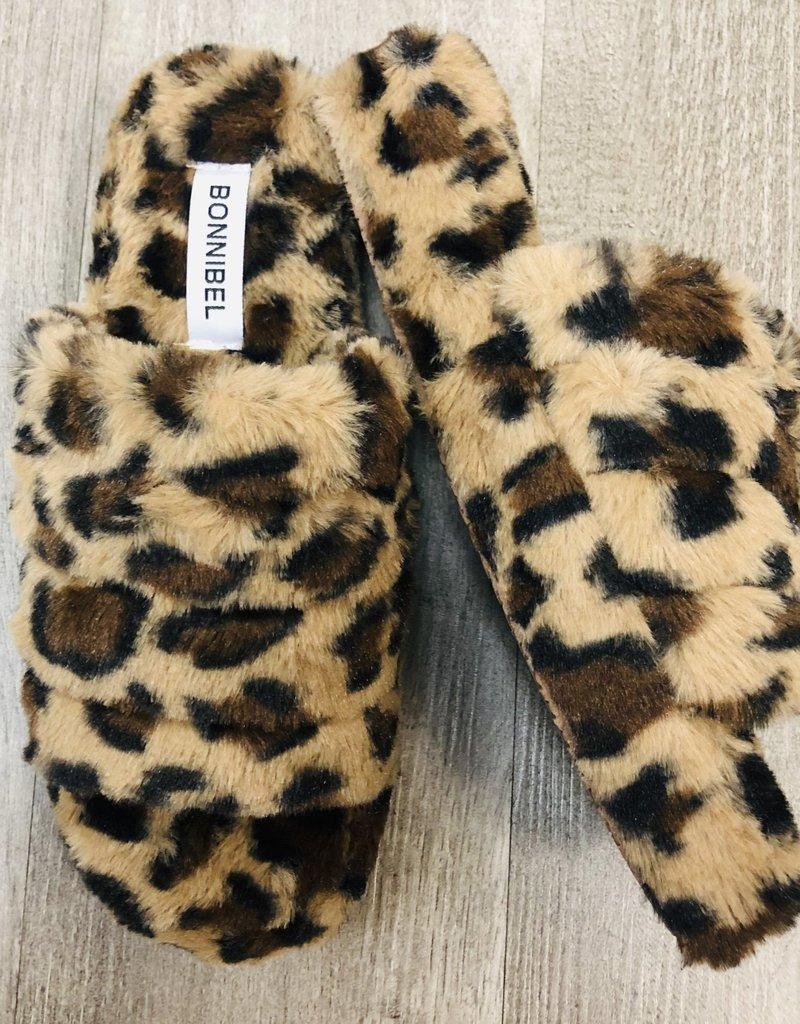 THISTLE&CLOVER Bonnibel's Adorable Fleece Slippers