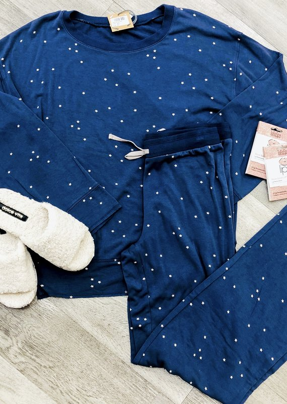 HELLO NITE Lux Star PJ / Lounge Set