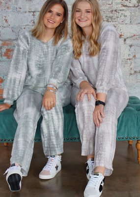 COTTON BLEU Cara Tie Dye Loungewear Set