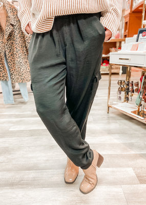 HELLO NITE Silky Soft Cargo Pants