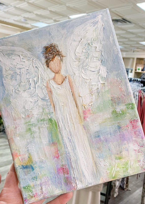 WALLS OF ART Angel Painting 8x10