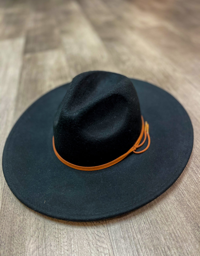 FAME ACCESSORIES String Wool Hat