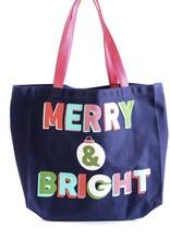 3HAPPYHOOLIGANS Merry & Bright Tote