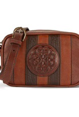 Dominique Camera Bag in Whiskey