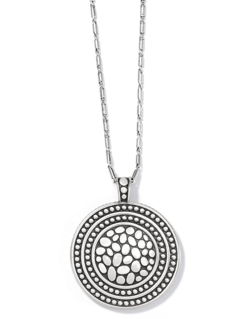 Pebble Round Convertible Necklace