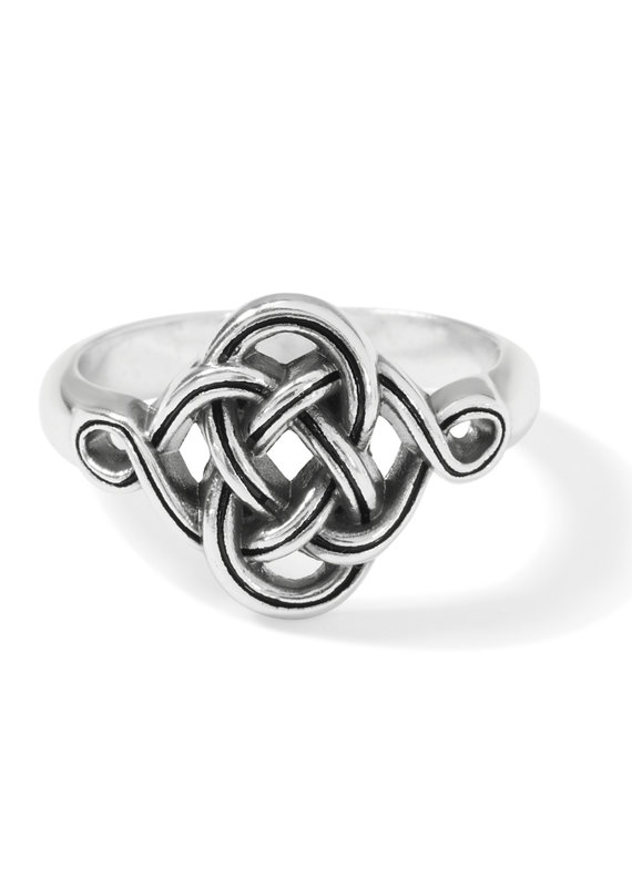 Interlok Knot Ring