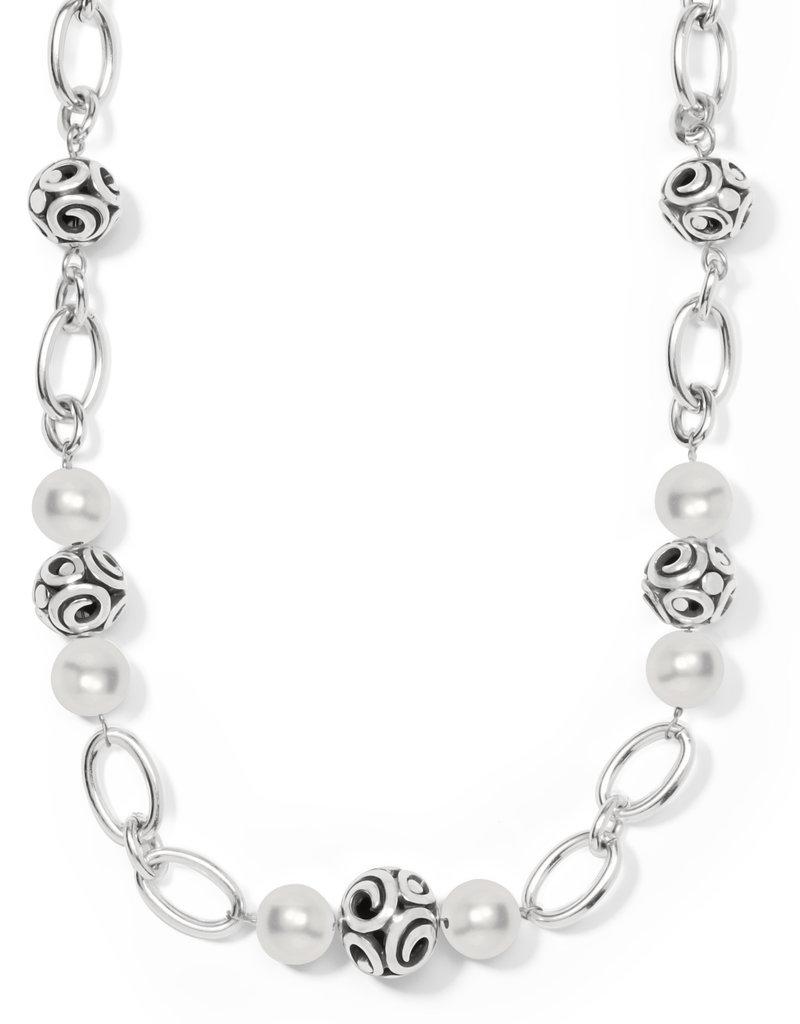 Contempo Sphere Short Necklace