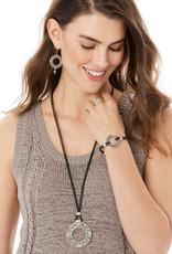 Interlok Weave Cord Bracelet