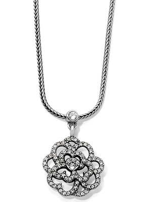 The Botanical Rose Short Necklace