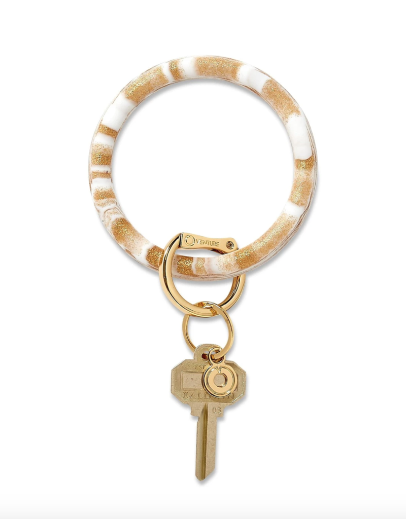 O-VENTURE Silicone Marble O-Rings