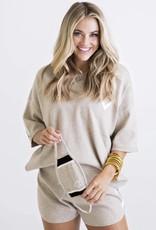KARLIE My Heart Sweater/Short Set