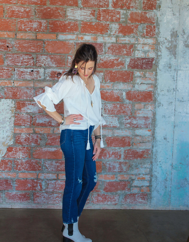 TREND NOTES Selma Top