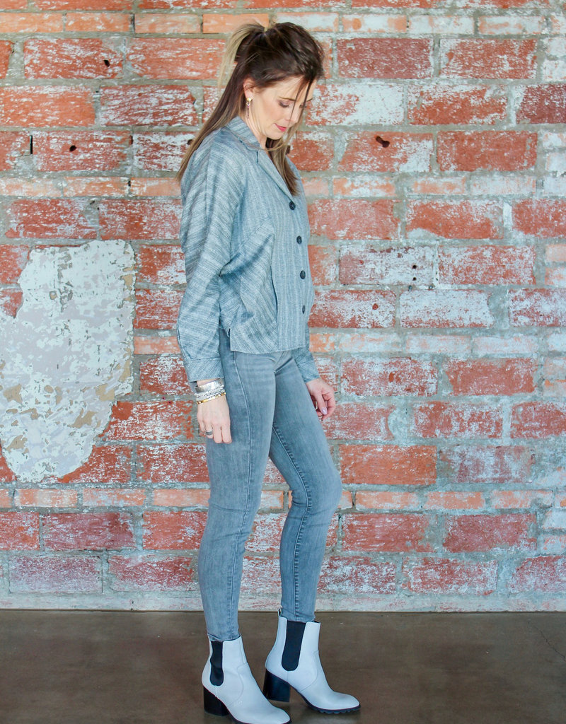 LIVERPOOL Gia Glider Skinny Ankle Jean