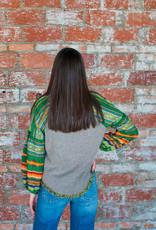 IVY JANE Patchwork Sweater Top
