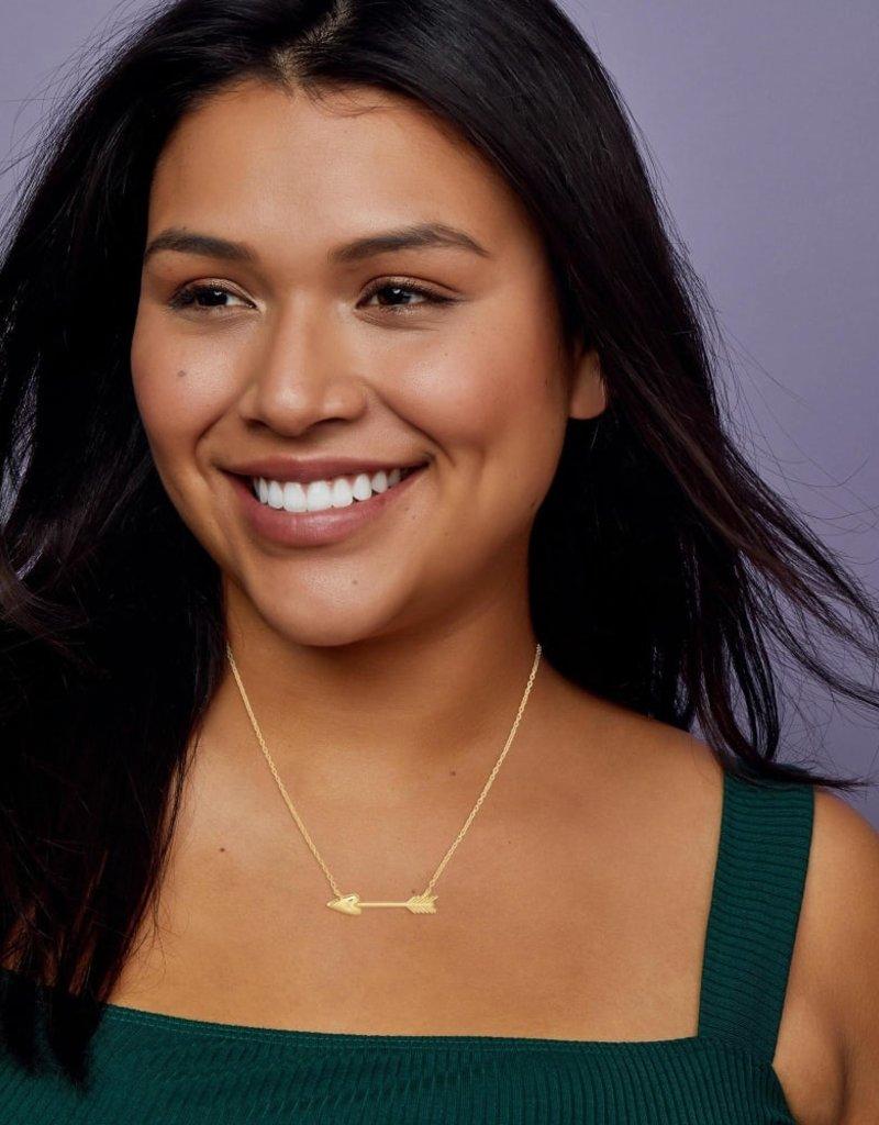 KENDRA SCOTT Zoey Short Pendant Necklace
