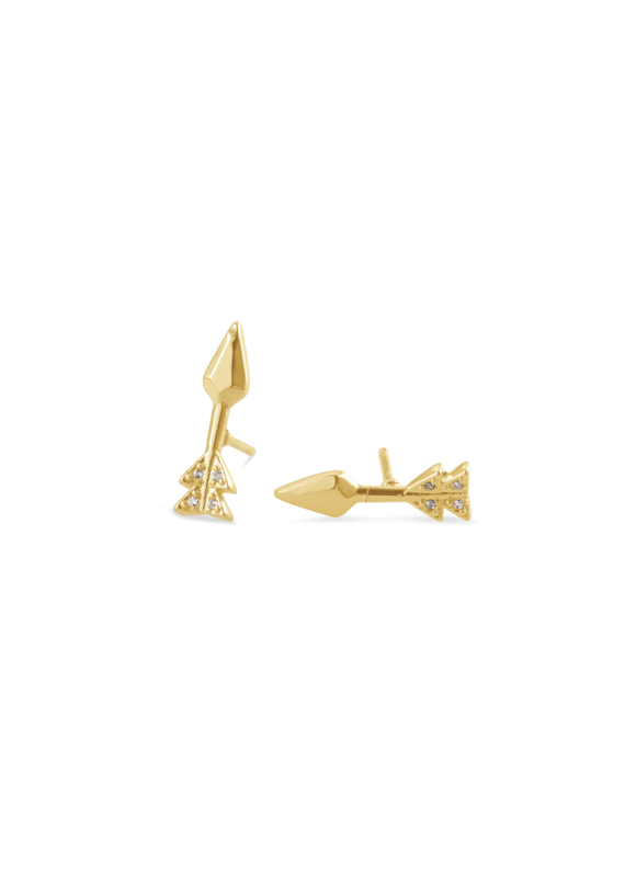 KENDRA SCOTT Zoey Stud Earrings