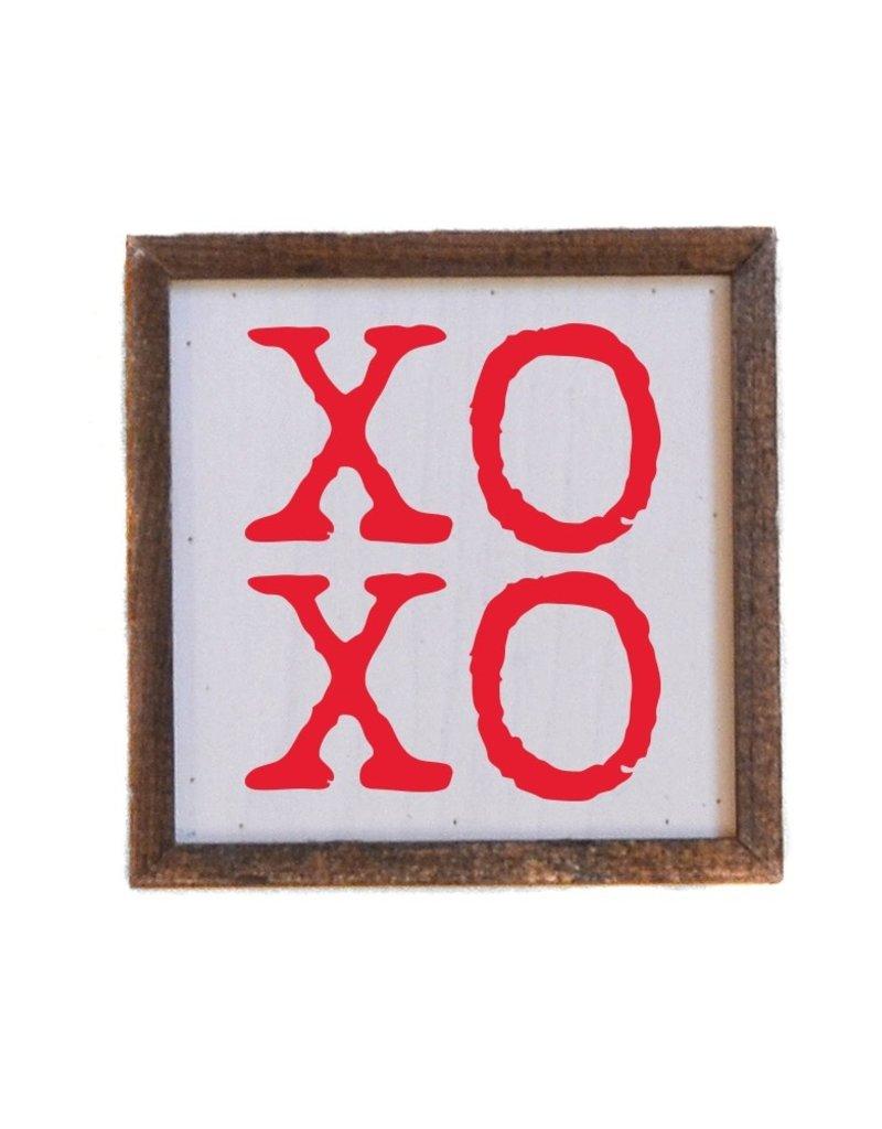 FAIRE XOXO Sign