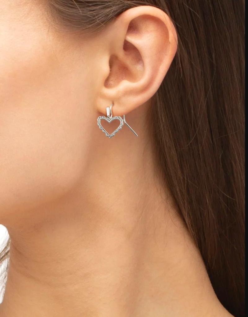 KENDRA SCOTT Sophee Heart Drop Earrings