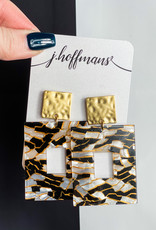 VIRTUE Squared Up Earrings