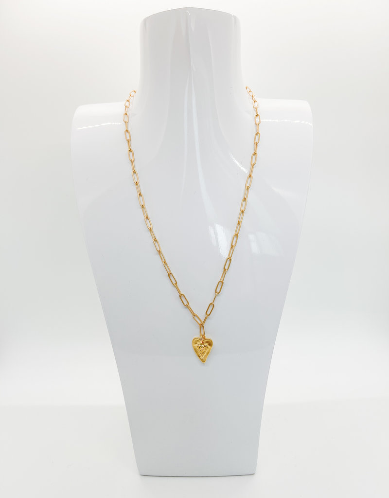 VIRTUE Love You Necklace