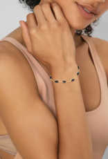 KENDRA SCOTT Emilie Chain Link Bracelet