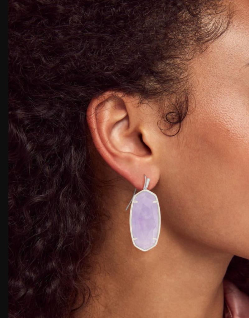 KENDRA SCOTT Faceted Elle Drop Earrings