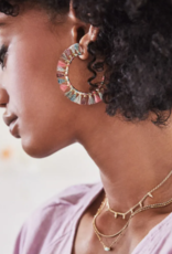 KENDRA SCOTT Evie Hoop Earrings