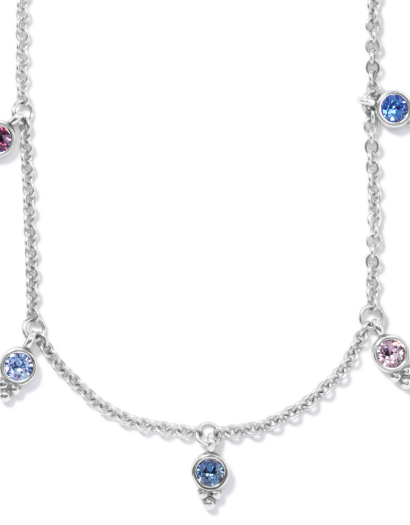 Color Drops Short Necklace
