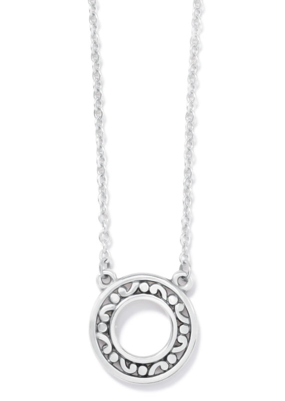 Contempo Open Ring Petite Necklace