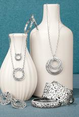 Contempo Open Ring Petite Necklace