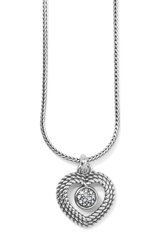 Portuguese Heart Short Necklace
