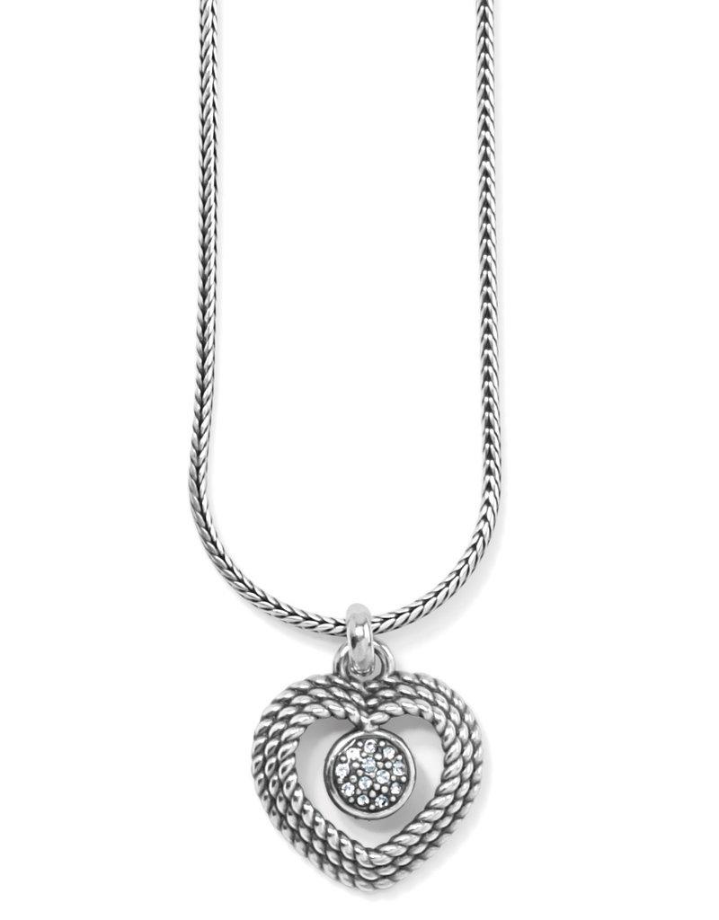 Portuguese Heart Short Necklace