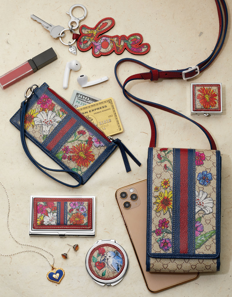 Field of Love Phone Organizer