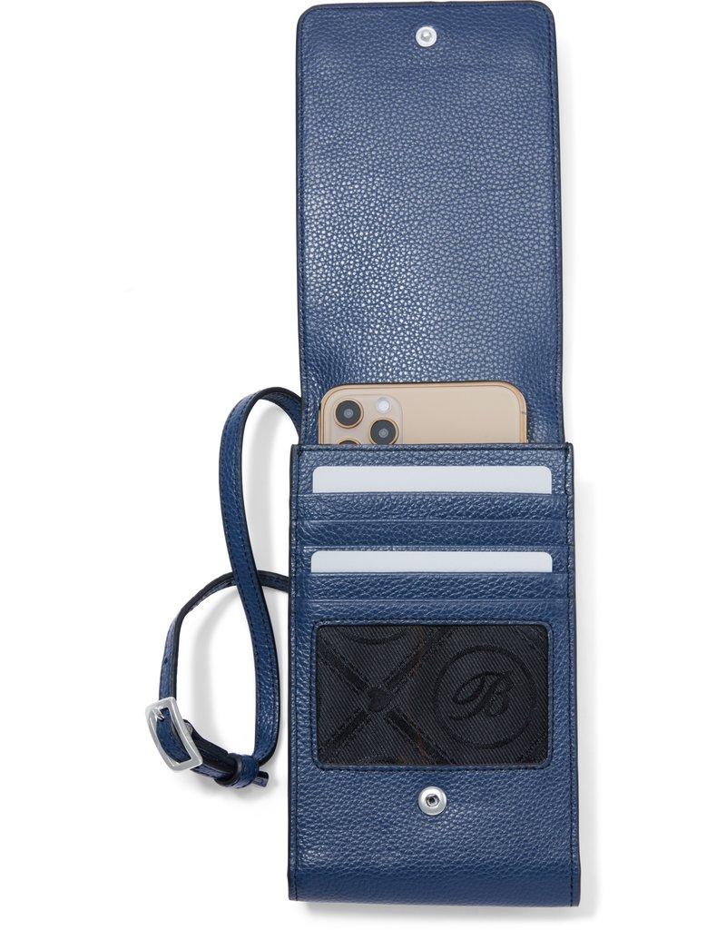 Interlok Phone Organizer in French Blue