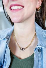 ANUJA TOLIA Cuff Necklace