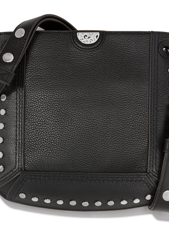 Marlie Cross Body Pouch in Black