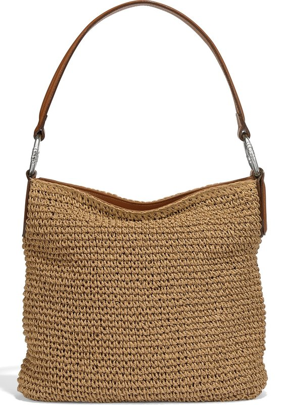 Cher Straw Shoulderbag
