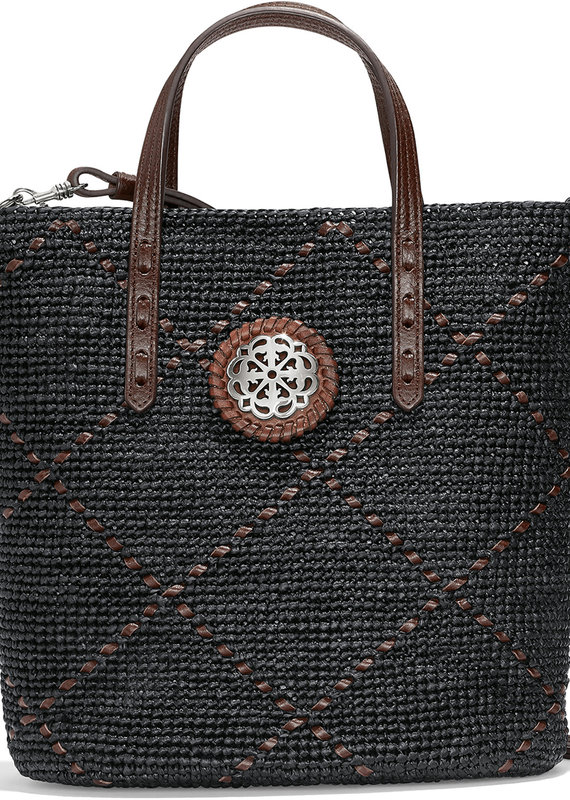 Carrera Raffia Handbag