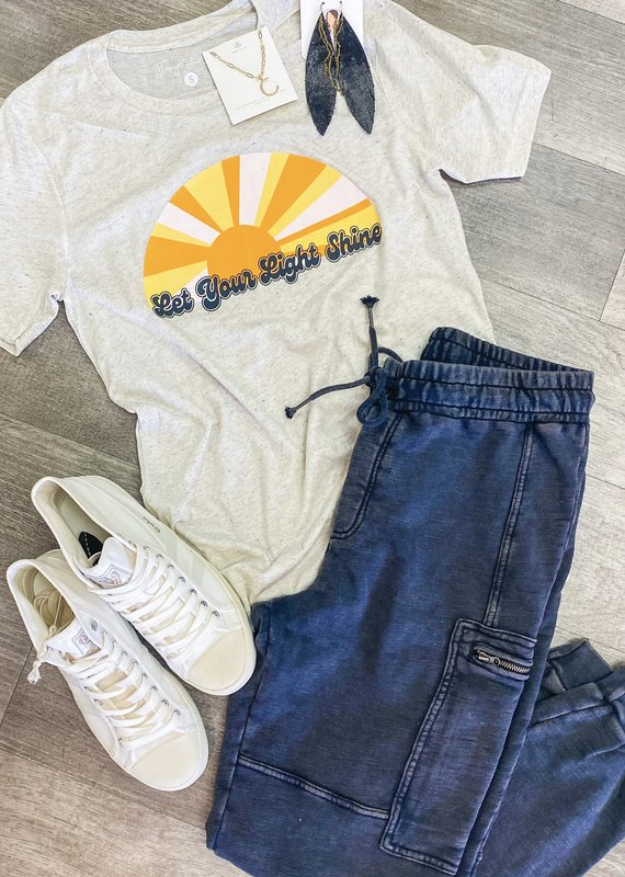 JADELYNN BROOKE Let Your Light Shine Tee
