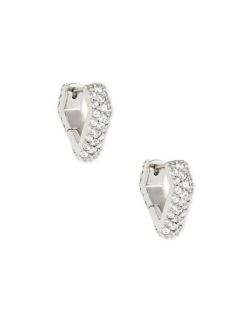 KENDRA SCOTT Demi Huggie Earrings