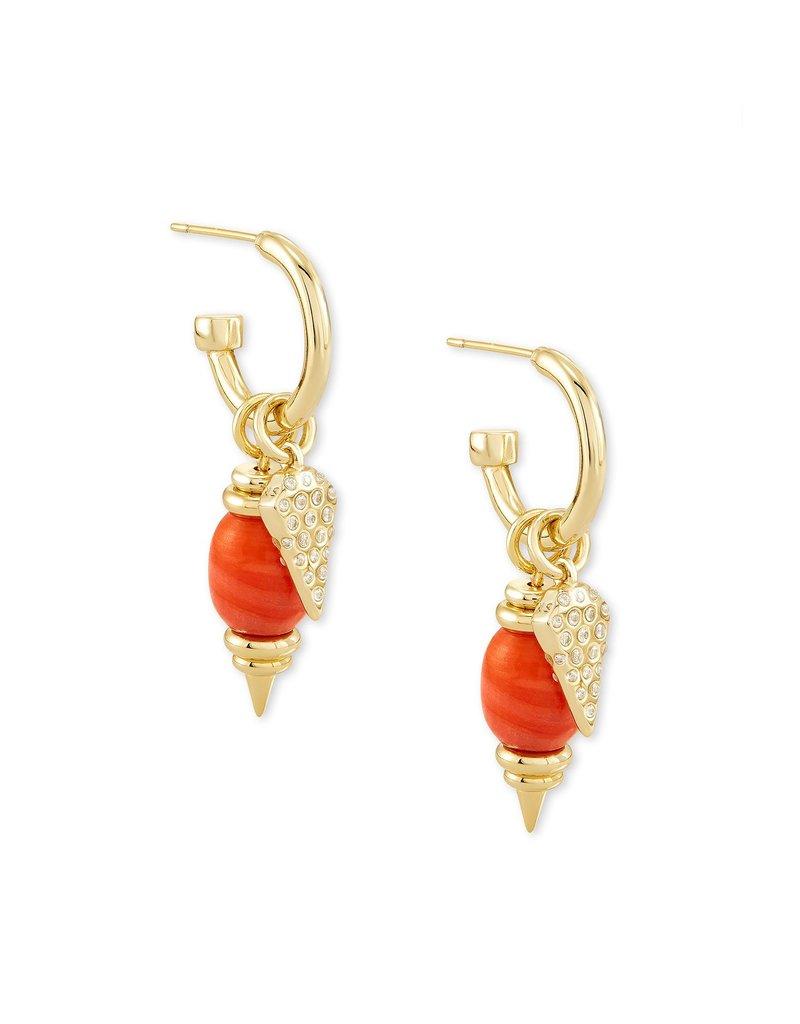 KENDRA SCOTT Demi Huggie Earrings Set