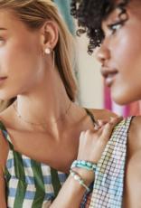 KENDRA SCOTT Demi Open Frame Earrings