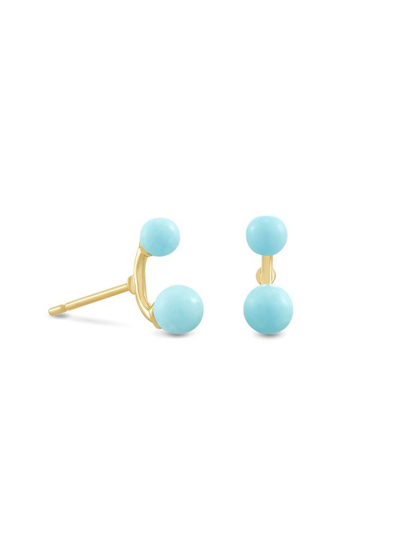 KENDRA SCOTT Demi Stud Earrings