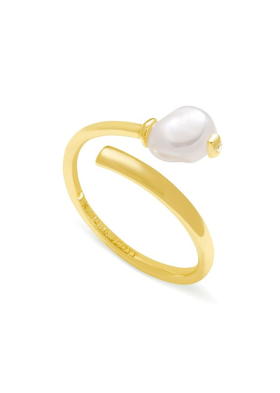 KENDRA SCOTT Demi Wrap Ring