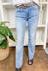 PISTOLA Jina High Rise Flare Jean