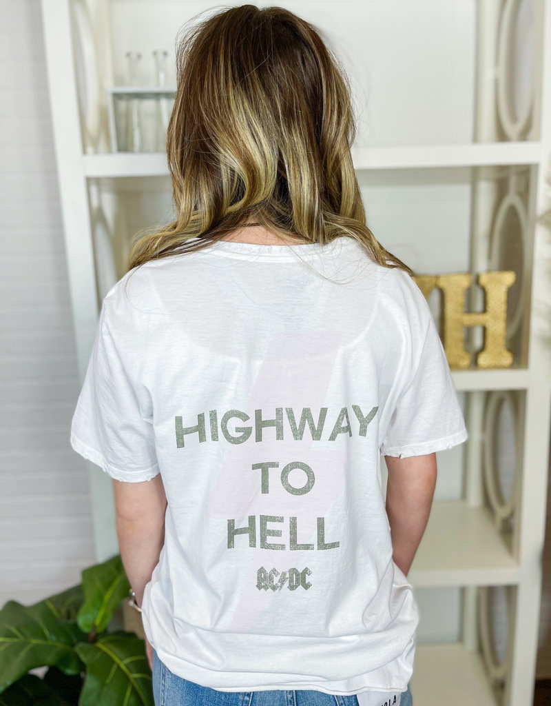 RECYCLED KARMA AC/DC Highway to Hell Tour '79