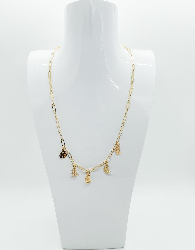 BRENDA GRANDS Aurous Necklace