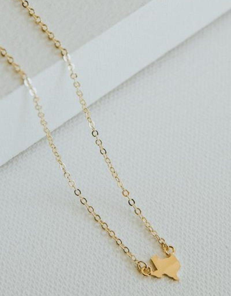 BRENDA GRANDS Texas Mini Necklace