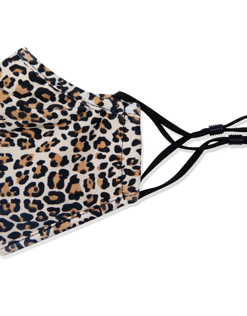 Classic Leopard Mask